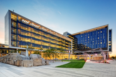 July Event – Eskenazi Hospital with AIA Indianapolis